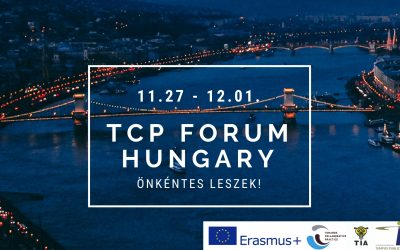 Önkénteskedj a TCP Forum-on!